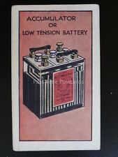 No.46 L.T. BATTERY How to Make a Valve Amplifier by Godfrey Phillips 1924