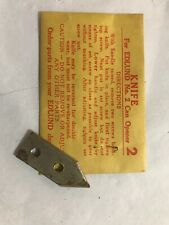 edlund can opener Replacement Blade Knife For No.2 Can Opener