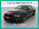 2011 Ford Mustang Shelby GT500 Coupe 2D Power Windows AM/FM Stereo SVT-Tuned Suspension ABS (4-Wheel) SVT Performance