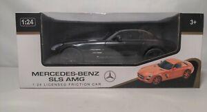 Mercedes-Benz SLS AMG 1:24 Model Friction Car 1:24 New