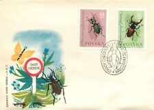Poland 1961 cover fauna . kn823