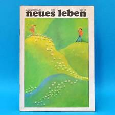 DDR Neues Leben 6/1969 Chris Doerk Frank Schöbel Jugendmode Ursula Karusseit B