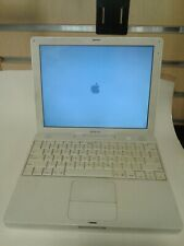 Apple iBook G4 Laptop 12 Inch Screen Working A1054