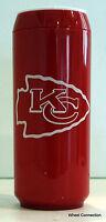 NFL Kansas City Chiefs Travel Plastic Mug Football League Beverage Cup