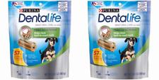 2PK Purina DentaLife Small Dogs Dental Chews Daily Oral Care Treat SAME-DAY SHIP