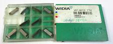 10 placas de inflexión stechplatten v61 -967/2 TTM a = 4,0 R = 2,0 de nuevo widia h23486