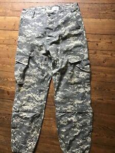 US ARMY Hose Combat ACU UCP AT Digital ACUPAT pants trousers Small