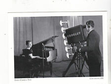 "*Postcard-""Early Camera Test"", 1939-   *Cininnati Television, OH (#126)"