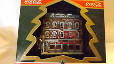 Coca Cola 1991 Jacobs Pharmacy Ornament