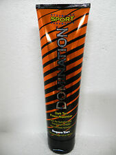 New Sport Domination Dark Tan Power Maximizer For Men Indoor Tanning Bed Lotion