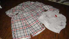 JANIE AND JACK 18-24 2T/3T COAT KNICKERS SHIRT LOT LONDON TOWN