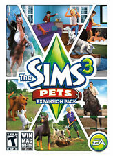 The Sims 3 Pets Limited Edition PC & MAC Game 2011 Complete EA w/ Product Key