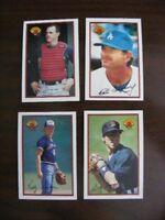 Bowman Major League Baseball Cards 1991 Lot 12 Ungraded Good Condition