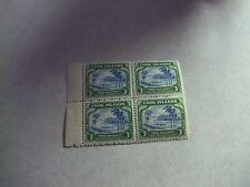 COOK ISLANDS STAMPS SG 145w OG NH WATERMARK INVERTED BLOCK - New Zealand