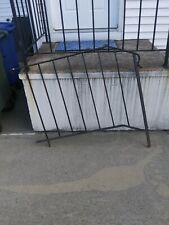 Vintage Wrought Iron Picket Hand Rail Outdoor Steps