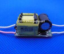 10pc 6-10x1 High Power LED Driver AC 85-265V to DC16-36V 300mA F 6-10pc x1W led