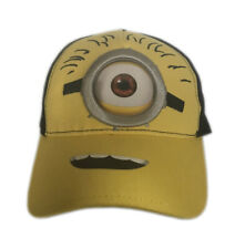 Despicable Me Minions sKids Cap Hat Officially Licensed (Black)