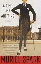 Aiding and Abetting: A Novel Spark, Muriel Paperback Used - Like New
