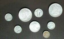 MORGAN PEACE STANDING LIBERTY BUFFALO JEFFERSON LINCOLN UNITED STATES COINS
