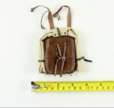 1/6 soldier model parts world war ii German infantry backpack