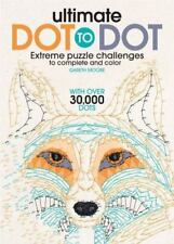 Ultimate Dot to Dot: Extreme Puzzle Challenge (Paperback or Softback)