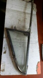 Front Door Vent Glass Pickup & Travelall Fits 69-75 INTERNATIONAL 7119