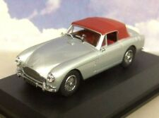 Oxford 1/43 1957-9 Aston Martin DB2 Mkiii Dhc Neige Ombre Gris / Argent