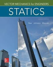 Vector Mechanics for Engineers: Statics (In SI Units) 11th Int'l Edition