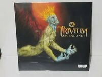 SEALED TRIVIUM ASCENDANCY LP 2005 ROADRUNNER RECORDS RR8251-1