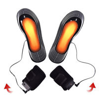 Winter Rechargeable Heated Insoles Feet Warming Insoles Electric Foot WarmerC fu