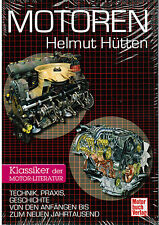 Book Motors Helmut Cabins Classics of engine literature Motor book Publisher