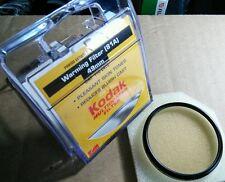 Kodak Warming Filter 49mm No 81A Filter Lens CAT 1182476