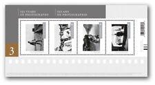 Canada 2815 Canadian Photography souvenir sheet (4 stamps) MNH 2015