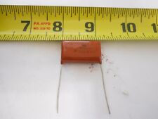 Capacitor, 0.22 mfd 250 VAC Metallized Film (NOS, New Old Stock)(QTY 10 ea)H21