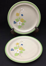 Stonecrest April Sond Salad Plates (set of 2) - Hand-painted Korean Stoneware