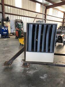 TPI Industrial Shop Heater - 480V - Model P3PUH40CA1