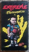 Extreme Photograffitti VHS 1991 A&M Video Exclusive Interview with RIP Magazine