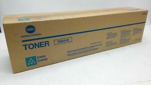Konica Minolta TN-611 Toner A070450, Cyan für Konica Minolta Bizhub C451
