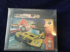 Sealed MRC N64 Game VGA Rated 80+