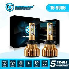 9006 HB4 1700W 255000LM LED Headlight Kit Low Beam 6000K White Bulb Pair HID