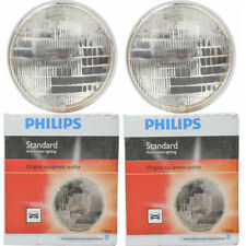 Philips Low Beam Headlight Light Bulb for Chevrolet Luv Pickup 3C Biscayne wr