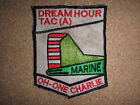 US Marines Patch DREAMHOUR TAC(A) OH-ONE CHARLIE