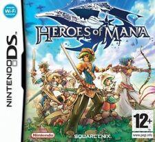 HEROES OF MANA  NINTENDO DS  NUOVO