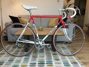 Brian Rourke Vintage Steel Road Bike - Cinelli Campagnolo