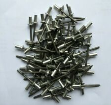 Land Rover Series 2, 2A & 3 Body Capping Closed Rivets x100