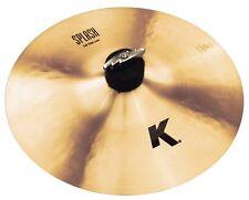 """Zildjian K0858 10"""" K Splash Cymbal Used"""