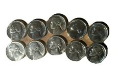 1960-69 Jefferson Nickels Proof Set. Complete Decade 10 Proof Coins.