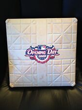 Game Used 2009 Boston Red Sox Opening Day Base - MLB Authenticated