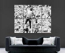 PELE POSTER FOOTBALL SOCCER SUPERSTAR LEGEND BRAZIL WALL ART PRINT ART IMAGE