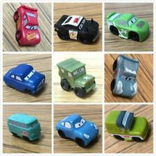 Lot 10X Ooshies Disney Pixar Cars The King Luigi Lightning McQueen toy no repeat